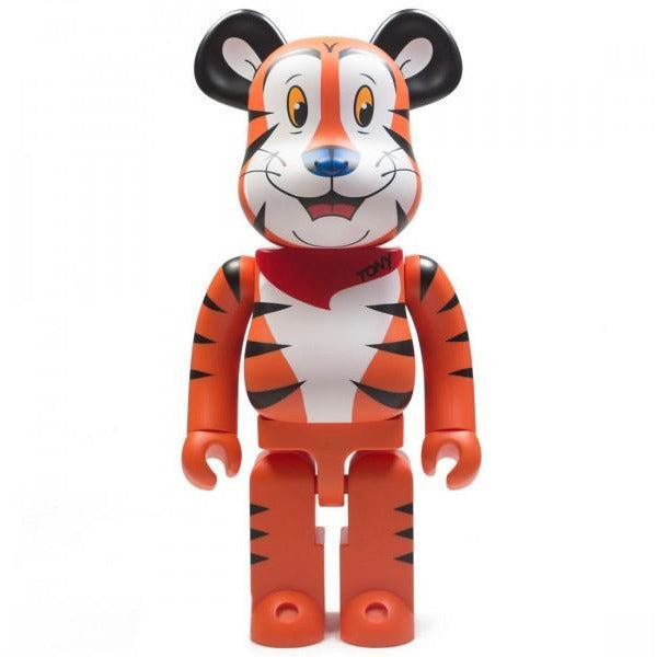 Kellogg's X 1000% Bearbrick (2019) - Tony the Tiger