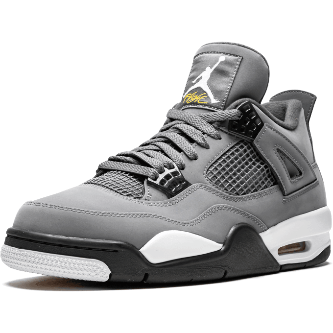 Air Jordan 4 - Cool Grey (GS)