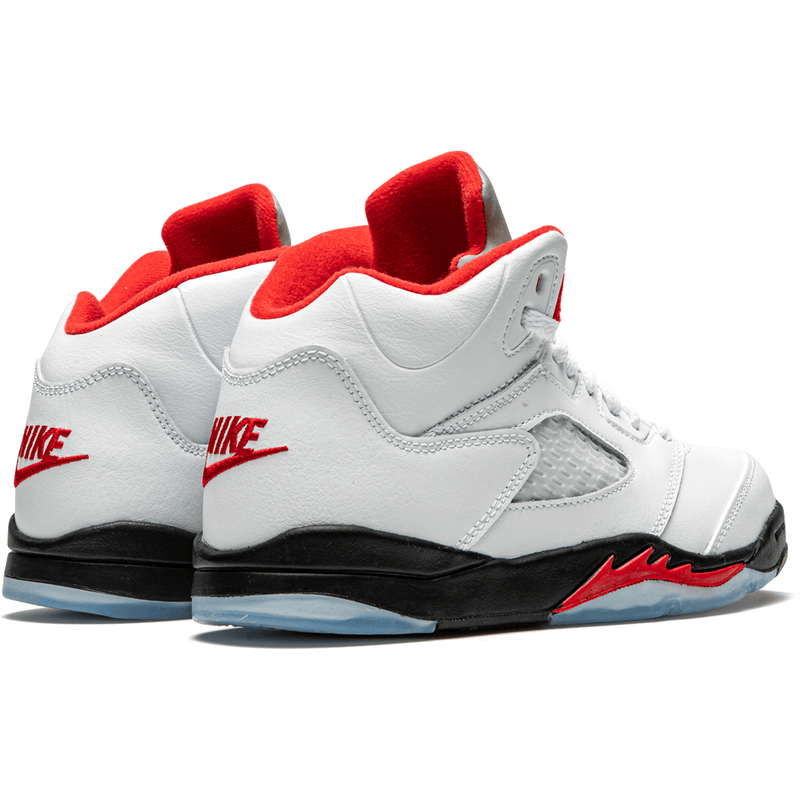 Air Jordan 5 Retro - Fire Red Silver Tongue 2020