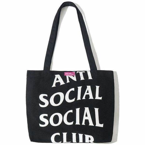 ASSC - Legroom Black Tote