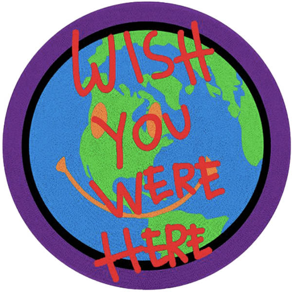 Astroworld - Wish You Were Here Rug