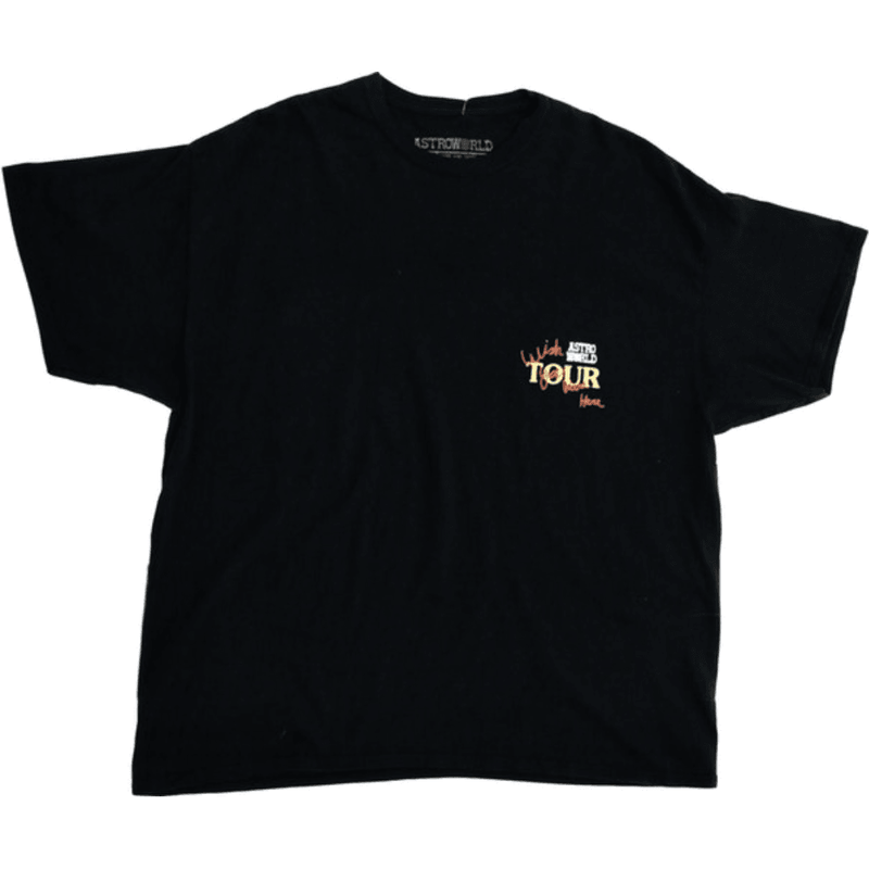 Astroworld Look Mom Tee