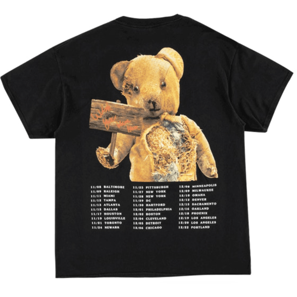 Astroworld Tour Teddy Bear Tee