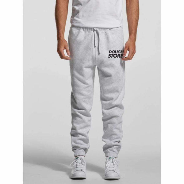 Dough Logo Sweatpants - Grey