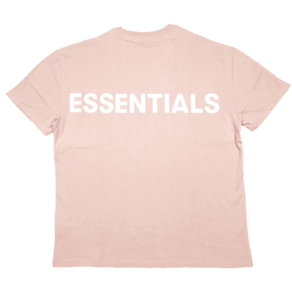 FOG - ESSENTIALS Reflective Tee - Blush