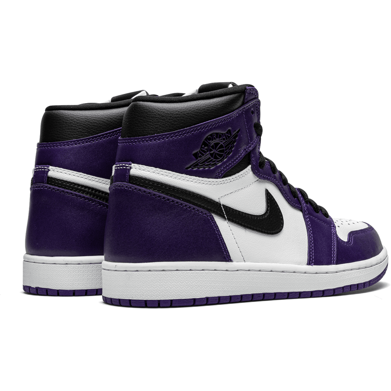 Jordan 1 Court Purple - 2.0