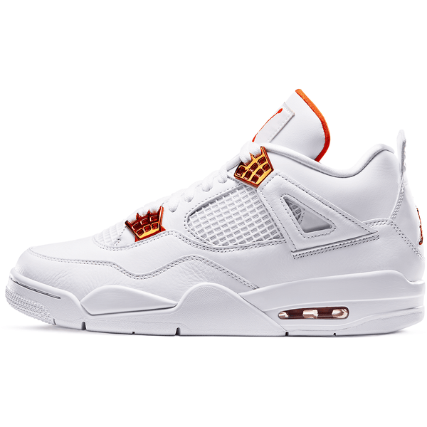 Jordan 4 Retro Metallic - Orange