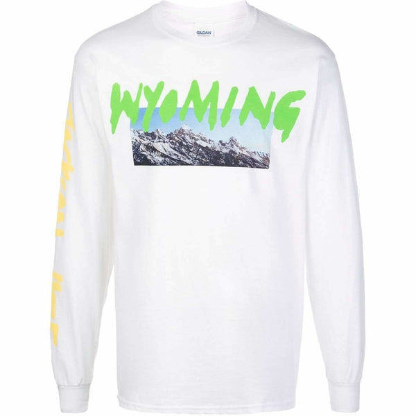 Kanye West x Wyoming LS Tee - White