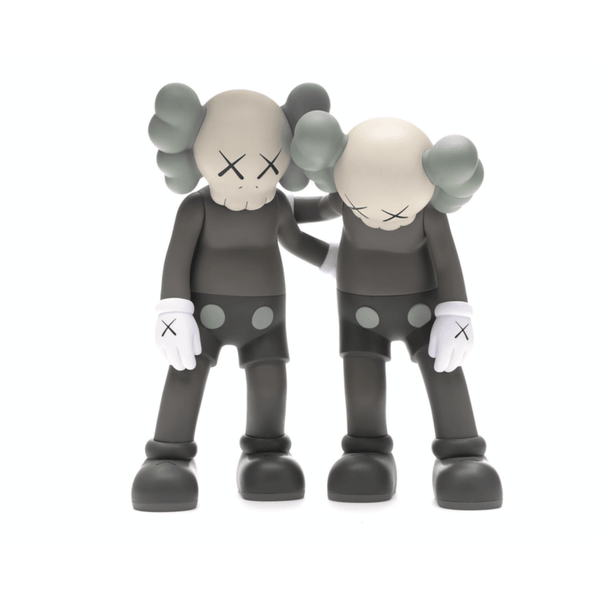 KAWS Along The Way Vinyl Figure - Brown