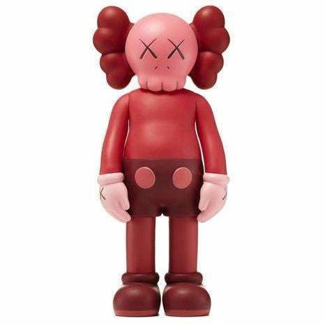 Kaws Companion - Red (2016)