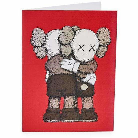 Kaws Holiday Cards