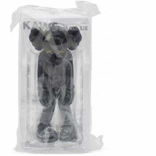 Kaws Small Lie Companion - Black