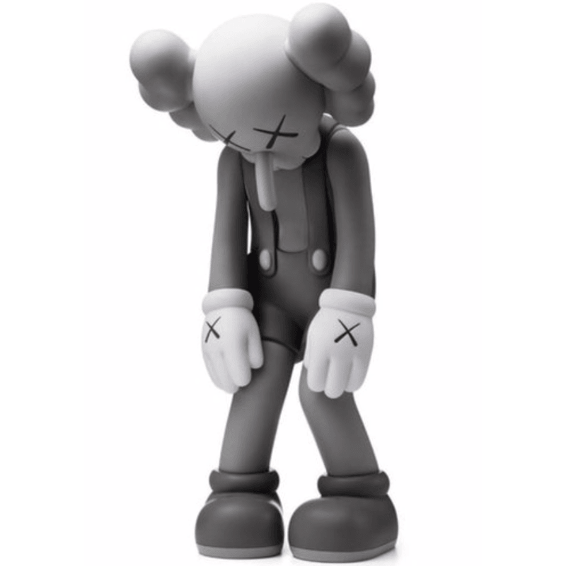 Kaws Small Lie Companion - Grey