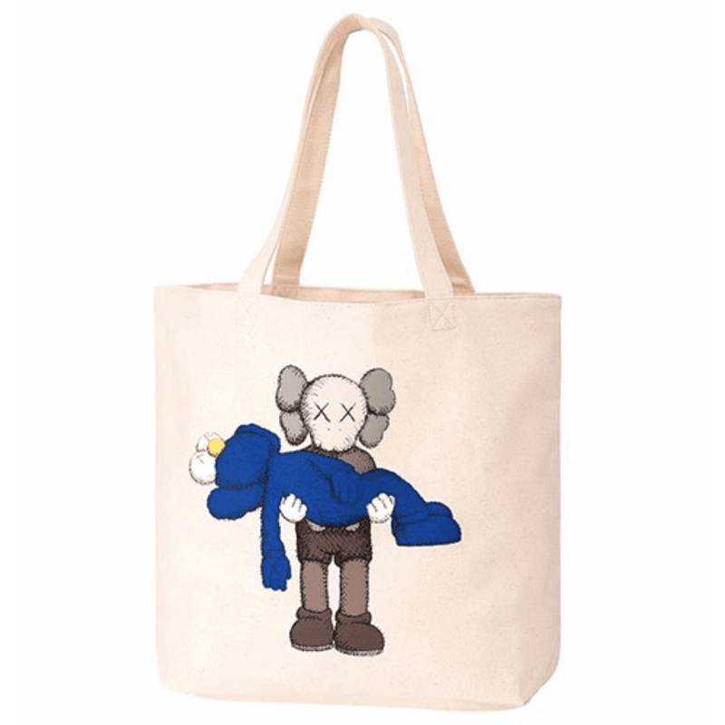 KAWS x Uniqlo Gone Tote