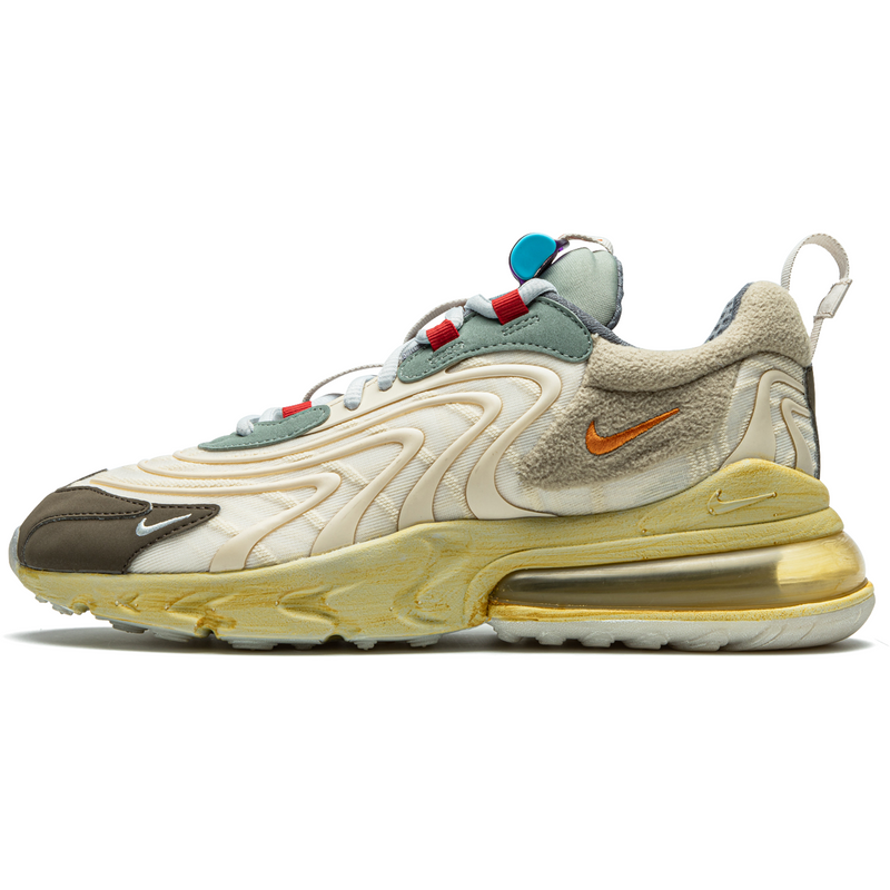 Nike Air Max 270 React Travis Scott - Cactus Trails