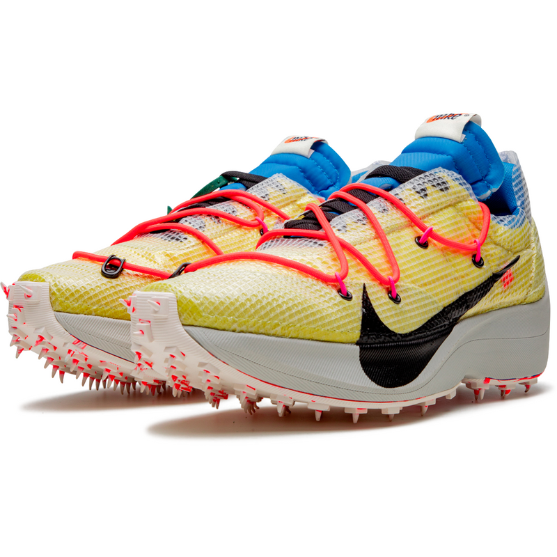 Nike X Off White - Vapor Street - Yellow Black