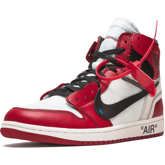 Nike X Off White Air Jordan 1 Chicago The 10
