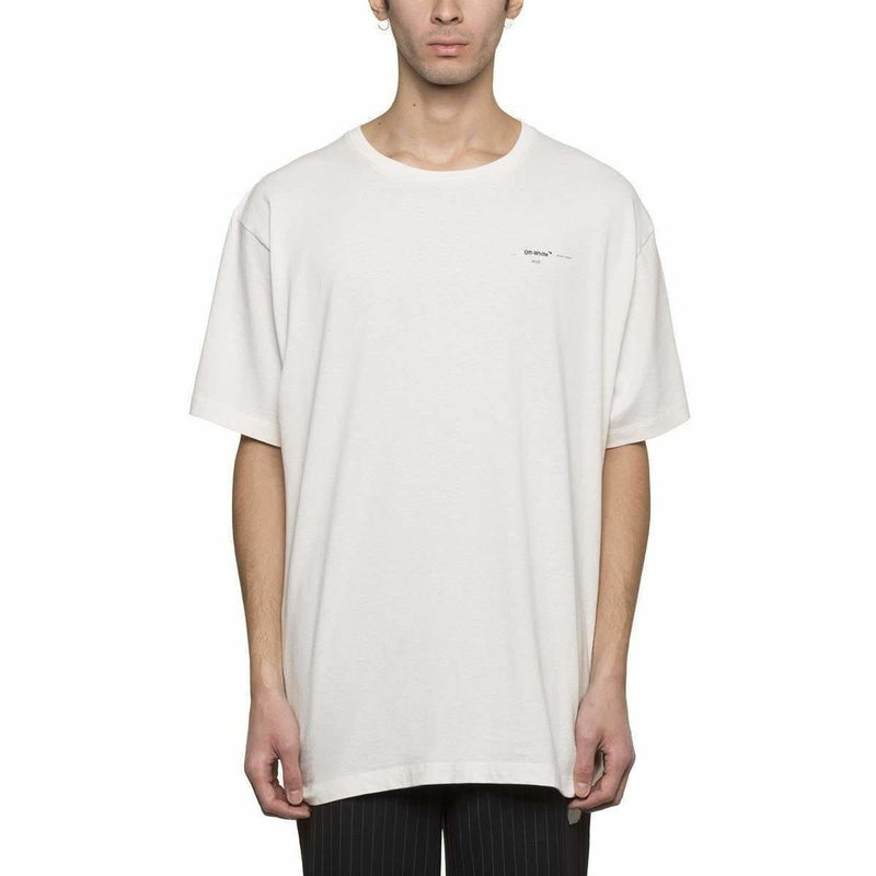 OFF-WHITE Colored Arrows Tee white