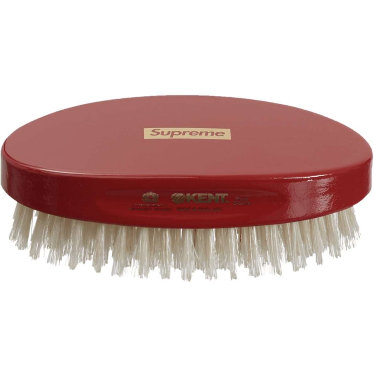 Supreme - Kent Military Hairbrush Red - FW19