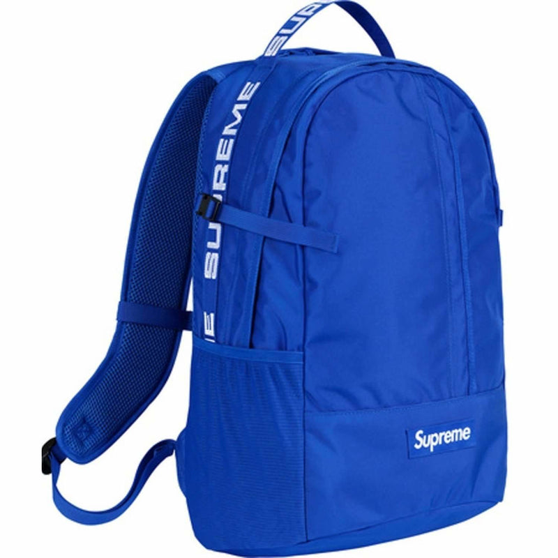 Supreme Backpack SS18 - Blue