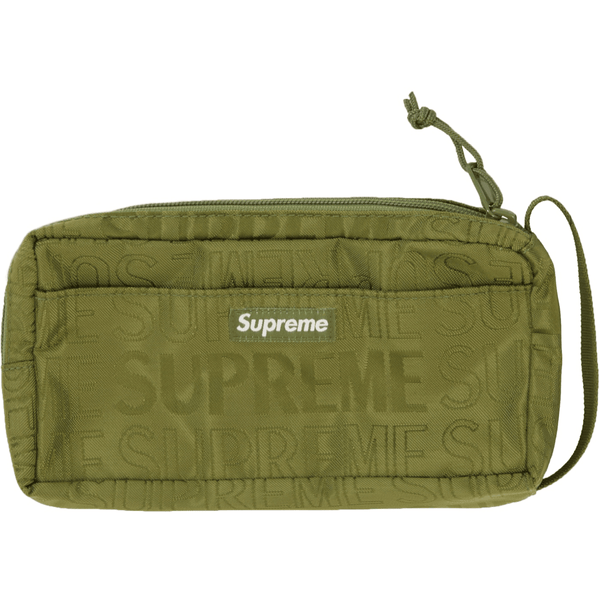 Supreme Organiser Pouch SS19 - Green
