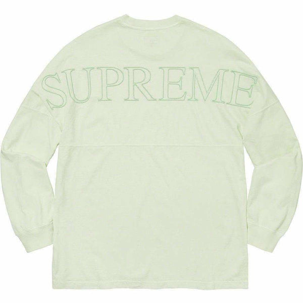 Supreme Overdyed L/S Top - Mint