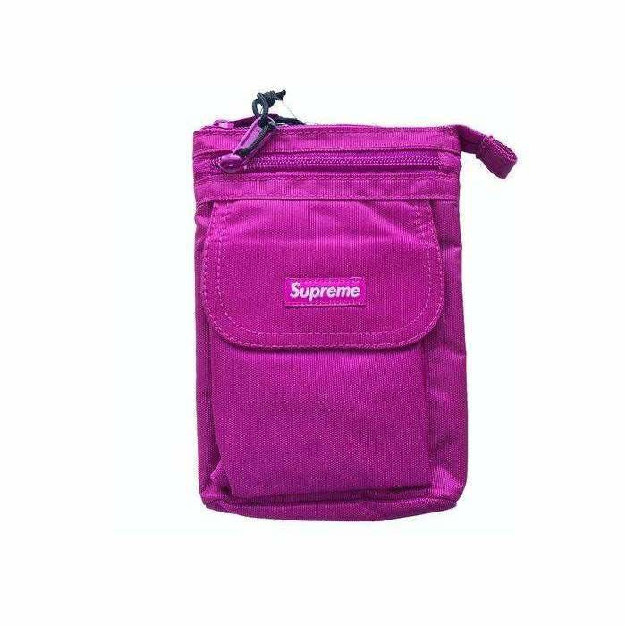 Supreme Shoulder Bag - Magenta (FW19)