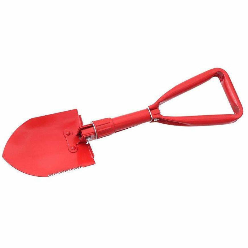 Supreme SOG Collapsible Shovel Red