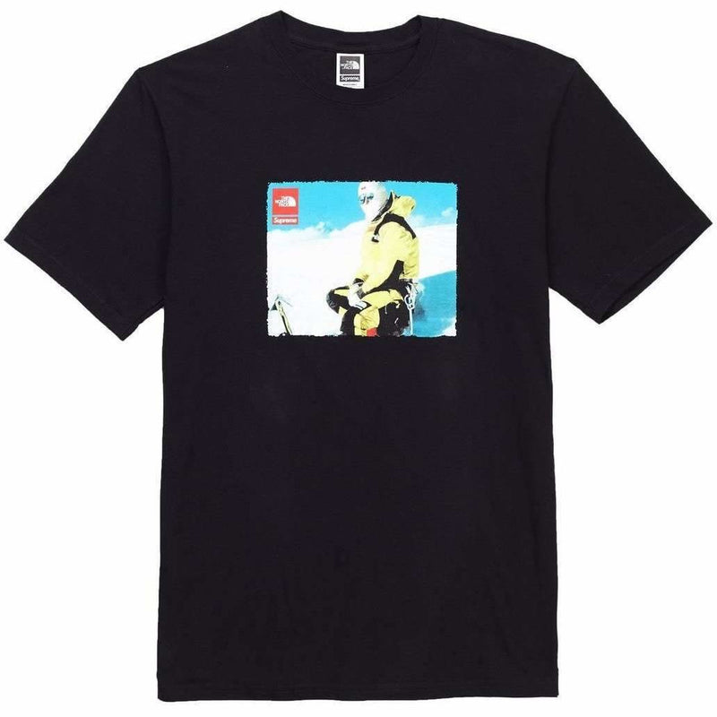 Supreme TNF Photo Tee Black