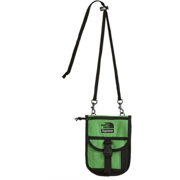 Supreme x The North Face Utility Pouch - Green