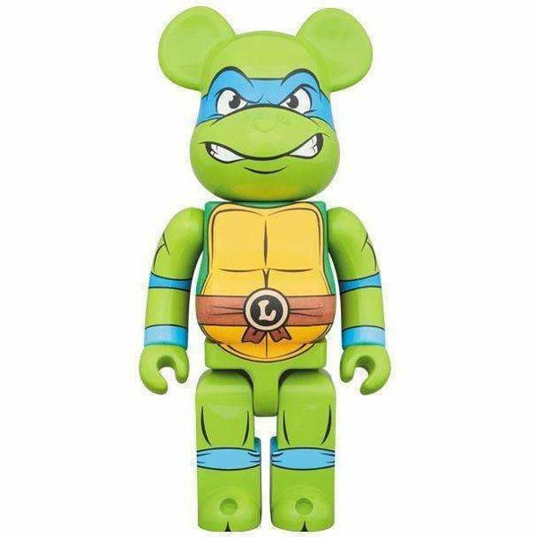 Teenage Mutant Ninja Turtles X 1000% Bearbrick (2017) - Leonardo