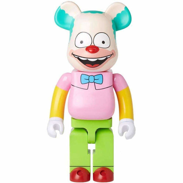 The Simpsons X 1000% Bearbrick (2017) - Krusty the Clown