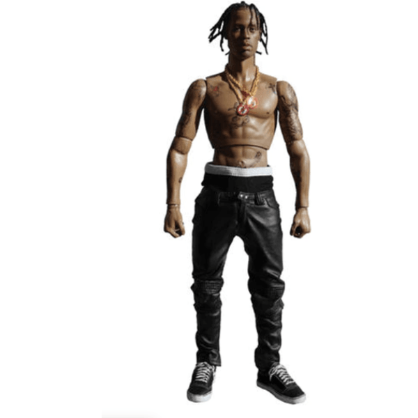 Travis Scott Rodeo Doll