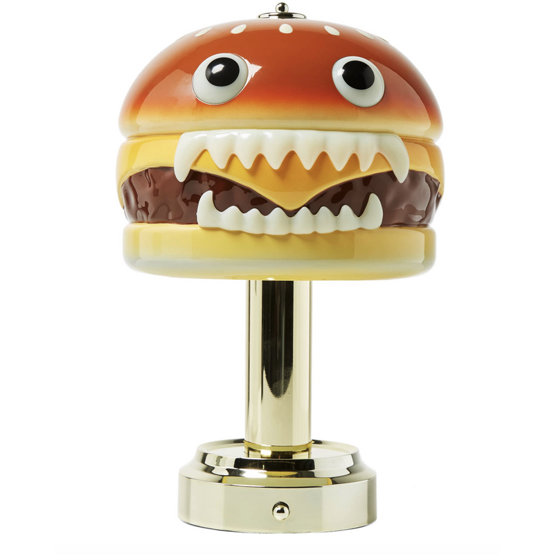 Undercover Medicom Toy Hamburger Lamp - Yellow