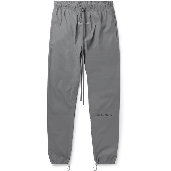 FOG - ESSENTIALS Slim-Fit Reflective Shell Sweatpants (Silver)