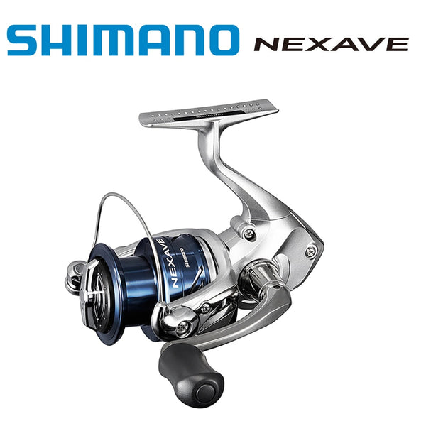 100% Original 2017 New Shimano NEXAVE 1000 2500 C3000  4000 Spinning Fishing Reel  3BB+1