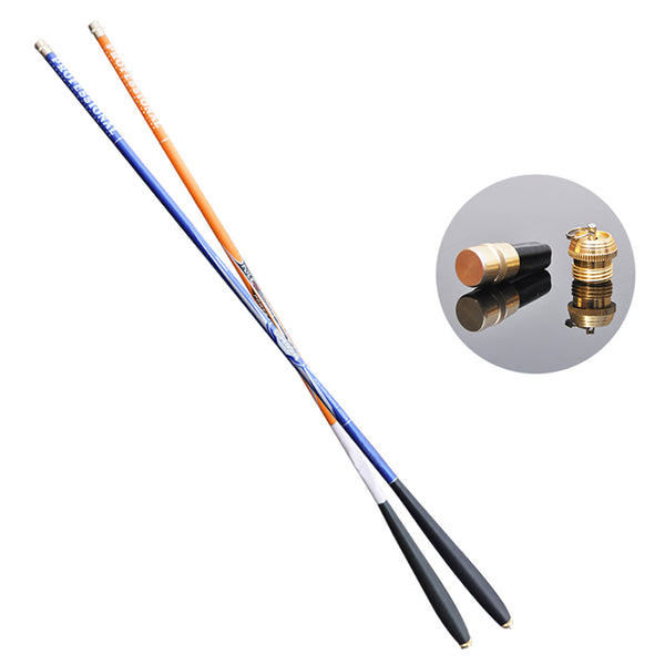 Stream Fishing Rod Carbon Fiber Telescopic Fishing pole Ultra Light Ultrafine Carp Fishing Hand Pole 5.4m -7.2m Free shipping
