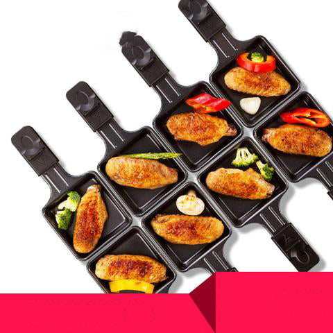 Electric Baking Pan Accessories Grill BBQ Grill Raclette Grill Baking Tray Electric Griddle Small Baking Pan