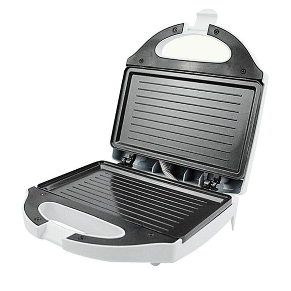 Stainless Steel Electric Grill Waffle Maker Egg Frying Pan Sandwich Machine Food Grade Nonstick Coating Breakfast Machine