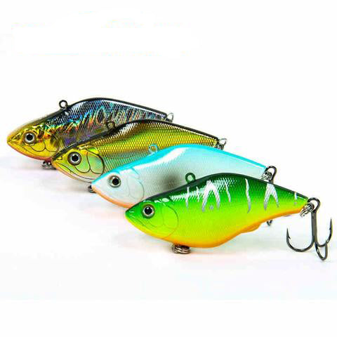 Tsurinoya 70mm 13.8 g VIB Fishing Lure Vibrotion DW22 Hard Plastic Artificial Bait
