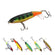 Whopper Plopper Fishing Lure Topwater 13g 9cm Lifelike Pesca Hard Lure Bait Hooks Plopper Soft Rotating Tail Tackle For Fishing