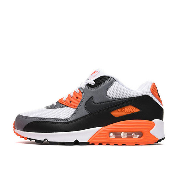 d888470ab1 NIKE AIR MAX 90 Original Authentic Men's ESSENTIAL Running Shoes Sport  Outdoor Sneakers Comfortable Durable Breathable