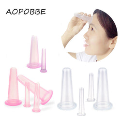 2 pcs jar vacuum cupping cans for massage ventosa celulitis suction cup chinese suction cups face massage cans anti cellulite