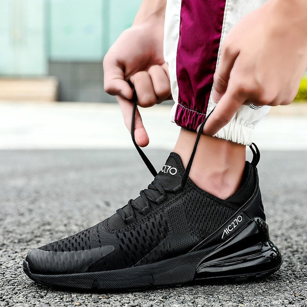 2019 New Arrival trend Men trainers Comfortable men shoes sports running shoes for adult Outdoor Brands sneakers big size 39 46