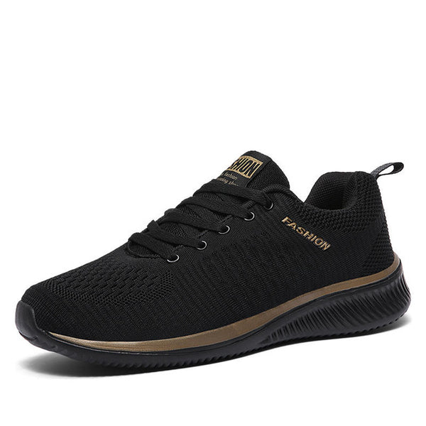 best service 6276b a10c3 LSYSAG Sneakers Men Running Shoes Lace-up Athletic Breathable Trainers  Zapatillas Sports Male Shoes Outdoor