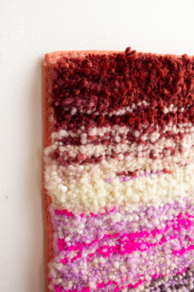 lil wall rug gradient no. 6