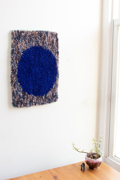 lil wall rug dot no. 8