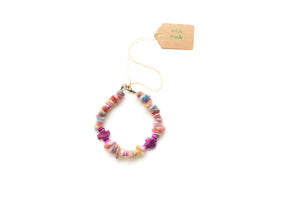 felty bead bracelet no. 7