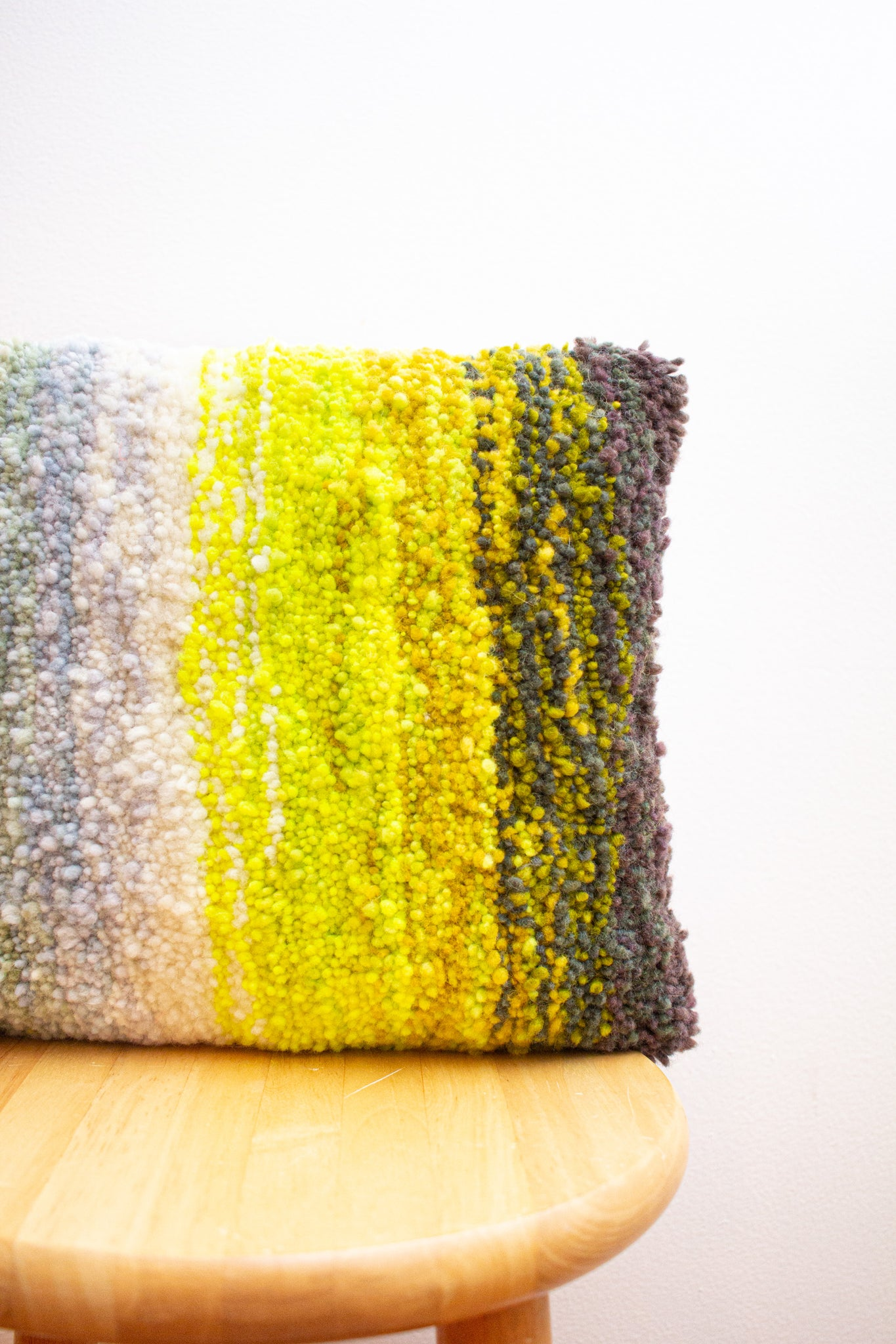 GRADIENT square pillow no. 2
