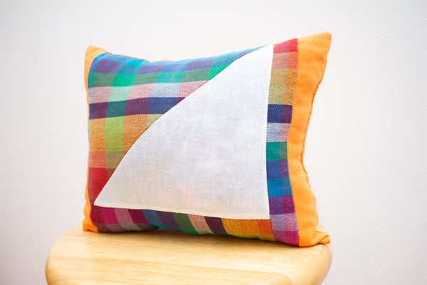 patchwork pillow no. 3